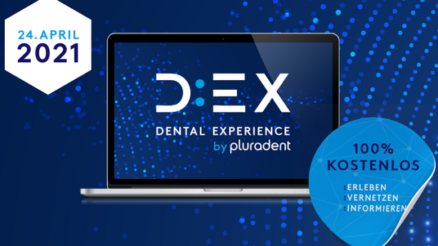 D:EX – DENTAL EXPERIENCE by pluradent